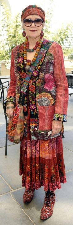 boho style for older women 1000 images about fashion over 50 street style on