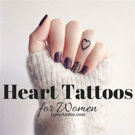 heart tattoo designs for women 51 designs for ambie