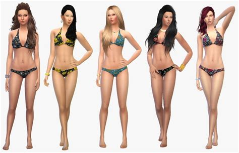 swimsuit sims 4 updates best ts4 cc downloads page 4 of 6 11319