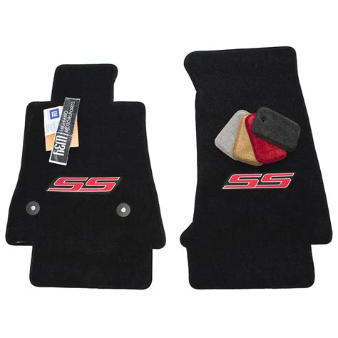 Chevy Camaro Floor Mats by Chevrolet Camaro Ss Floor Mats