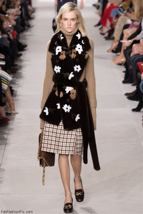Michael Kors Handbags At New York Fashion Week Aw0708 by Michael Kors Collection Fall Winter 2016 Collection New
