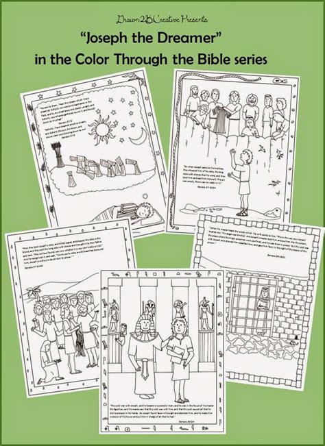 coloring pictures of joseph the dreamer joseph the dreamer coloring pages part 1 drawn2bcreative