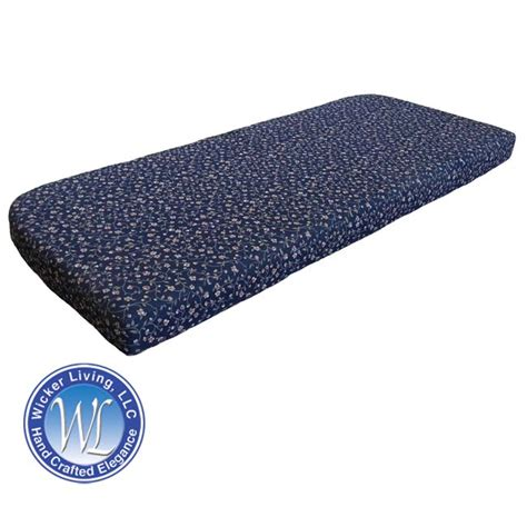 foam bench cushions love seat cushion choices made with solid foam