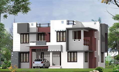 Home Exterior Design India Residence Houses | exterior indian house designs exterior loversiq