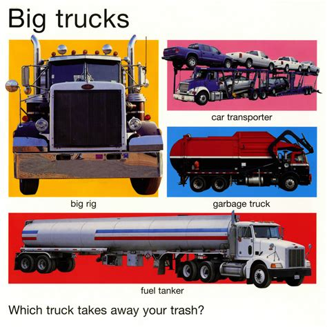 my bid my big truck book roger priddy macmillan