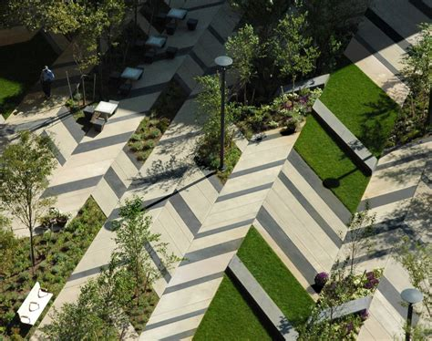 sports news levinson plaza mission park by mikyoung kim design