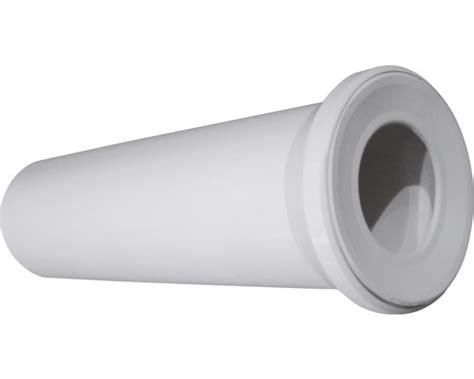 toilette hornbach toilet aansluitbuis recht wit 11 x 40 cm kopen bij hornbach