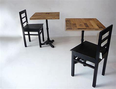 tavoli ristorante tavolo bistrot design industriale sestini corti