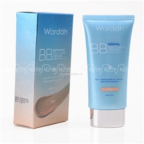 Wardah Lotion Whitening wardah wardah bb lightening balm