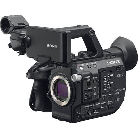 Kamera Sony Fs5 sony pxw fs5 xdcam 35 system pxw fs5 b h photo