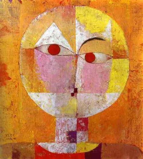 picasso geometric paintings paul klee