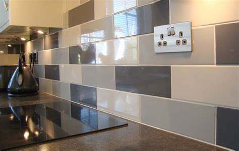 gloss kitchen tile ideas linear white gloss wall tile kitchen tiles from tile
