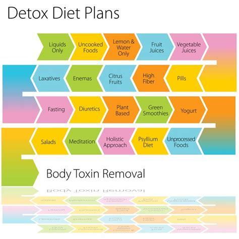 at home diet plans 7 ways to detox your body fitnea com