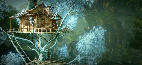 real life treehouse live the cozy life in bloodsong s treehouses mansions