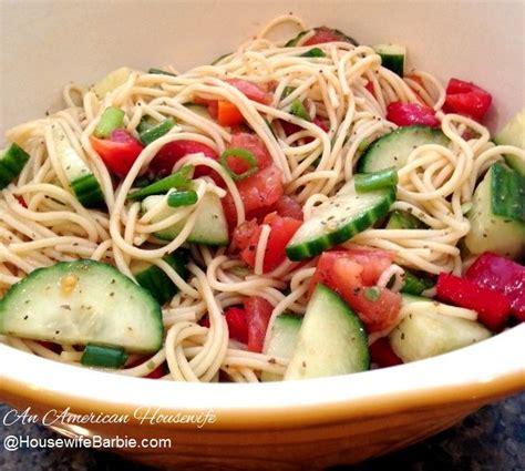 cold pasta salad ideas best 25 cold spaghetti salad ideas on pinterest cold