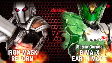 download game bima x full mod bima x game iron mask reborn vs bima x eart mode very hard