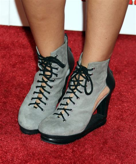 Stewart Gets The Boot by Fivel Stewart Cutout Boots Shoes Lookbook Stylebistro
