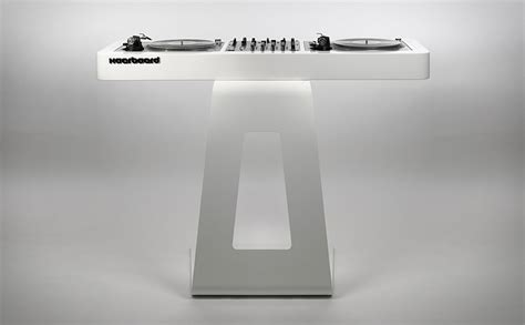 mix table dj hoerboard scomber mix table uncrate