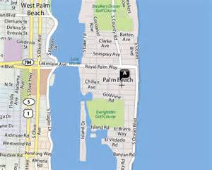 palm county florida maps