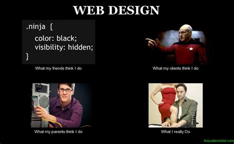Funny Meme Websites - 30 funniest web design memes
