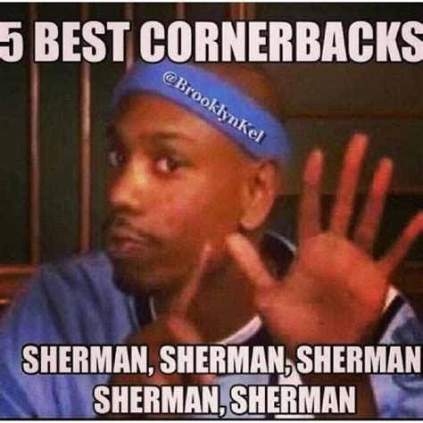 Sherman Meme - don t you ever talk about me the internet reacts to