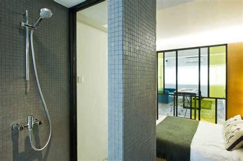 small studio apartment interior design  hong kong founterior