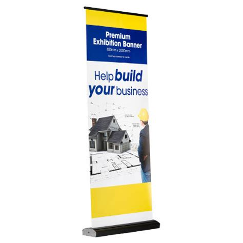 premium exhibition banners officeworks