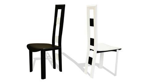 Formidable Chaise Grise Salle A Manger #8: chaise-moderne-design-chaise-design-moderne-bold-cuir-ensemble-noir-blanc-mobilier-moss-de-salle-a-manger-08110715-pas-cher-idee-h.jpg