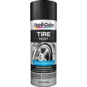 duplicolor find my color duplicolor tp101 tire paint black jegs