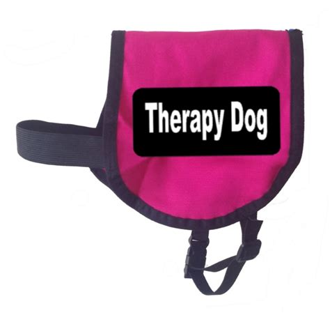 therapy in vest small therapy vest complete with two black and white patches