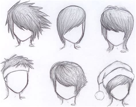 Anime Boy Hair by Anime Drawing Boy Hair Www Imgkid The Image Kid