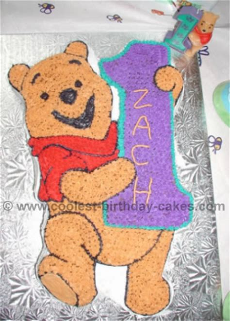 winnie the pooh cake template coolest winnie the pooh picture cakes and how to tips