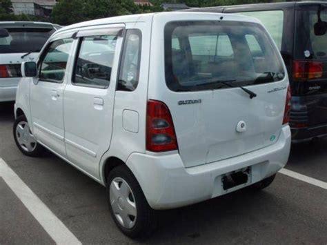 Suzuki Waganr 2003 Suzuki Wagon R Solio Pictures