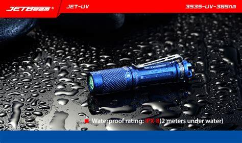 Senter Led Takelite jetbeam jet uv senter led ultraviolet 3535 uv 365nm blue jakartanotebook