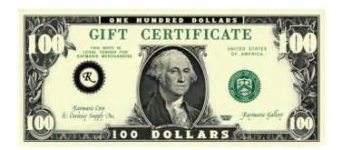 money certificate template wallpapers picture 100 gift certificate template