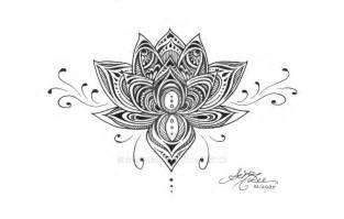 Lotus Mandala Design Top Lotus Mandala Designs Images For Tattoos