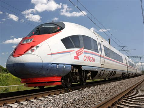 Moscow - Kazan high speed line tenders called - Railway ...
