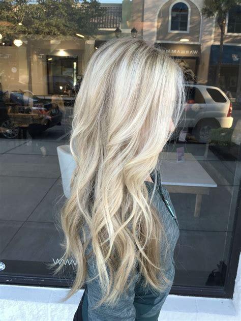 Hair color trends 2017 2018 highlights long blonde hair fashioviral net leading