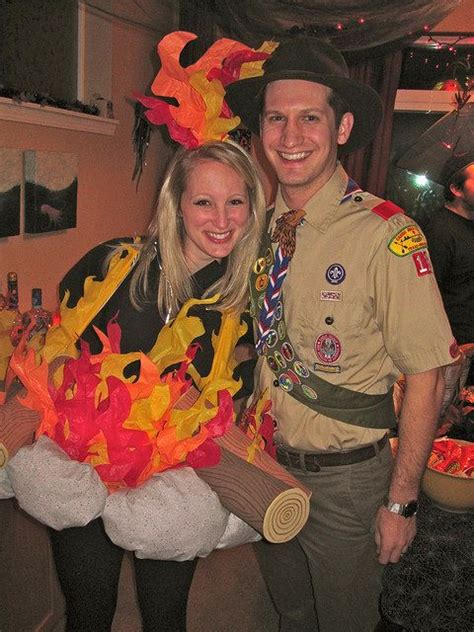 camping costume ideas  halloween fun  camping