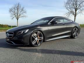 Mercedes S63 Amg Coupe Official G Power Mercedes S63 Amg Coupe Gtspirit