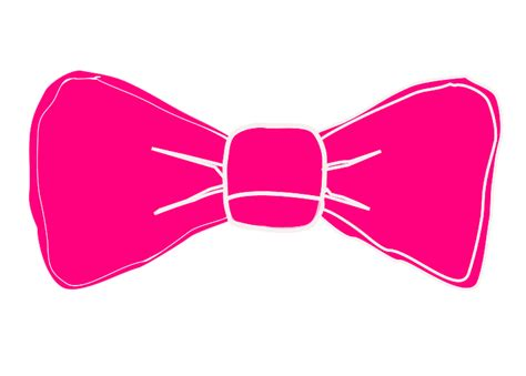 Dasi Purple Tie pink bow clipart best