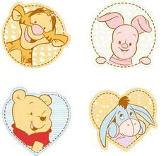 Shower Cap Pooh cupcake toppers winnie the pooh decorations free