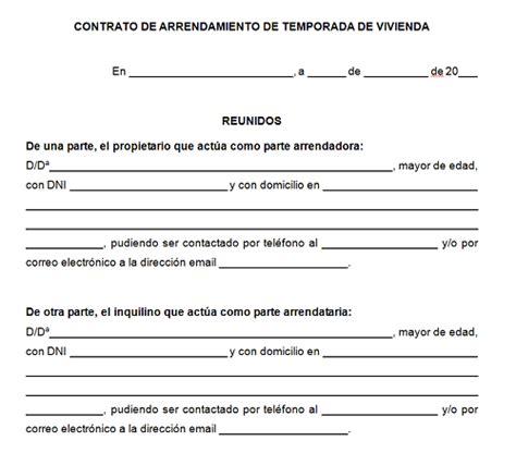 modelo contrato alquiler para locales comercial software con pictures ejemplo de contrato de alquiler vacacional ejemplos de