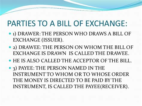 Issuer Drawer Money Order by L E G A L A S P E C T S O F B U S I N E S S 5