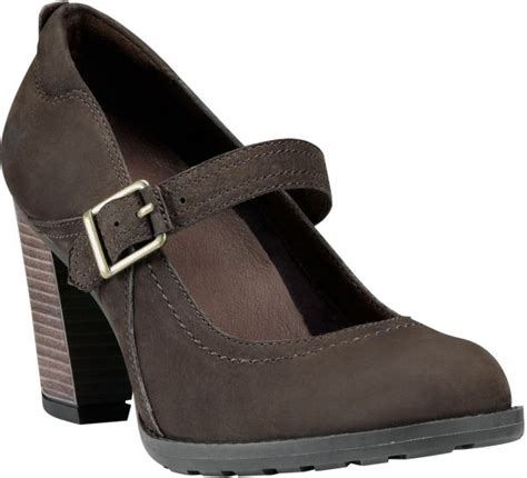 timberland 8559r high heels shoes for brown