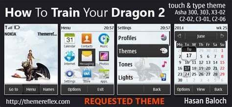 how to themes for nokia c2 06 download free apps how to train your dragon 2 theme for nokia asha 202 300