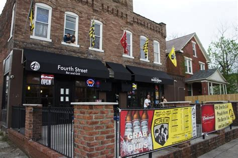 Top Bars In Columbus Ohio by Cus Craft Crawl Fourth Bar Grill Drink