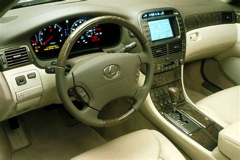 2001 lexus 430 reviews specs and prices cars