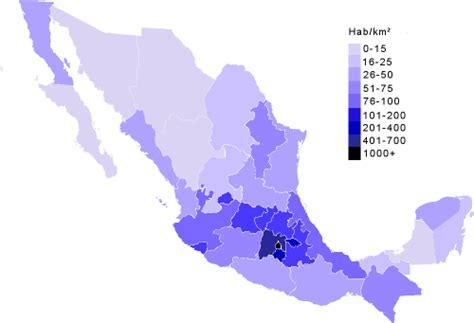 esinciclopedia de poblacion de mexico m 233 xico poblaci 243 n la gu 237 a de geograf 237 a