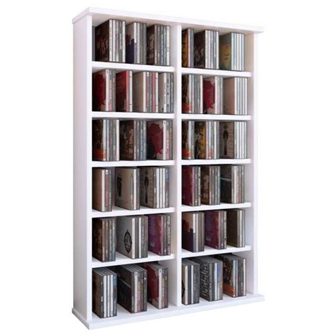 ronul tour rangement biblioth 232 que cd dvd 300 cd sans